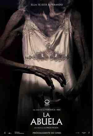 Grandmother-movie-film-horror-Spanish-La-abuela-2021-poster