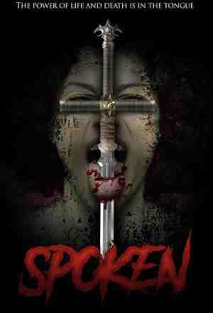 Spoken-movie-film-horror-demonic-crabs-attack-teens-2021-poster