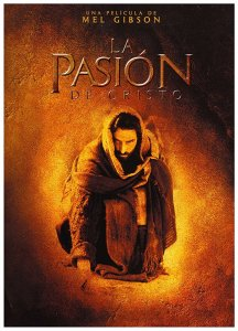 Italian Movie Poster for the Passion of the Christ
