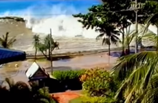 Tsunami: Caught on Camera (2009)