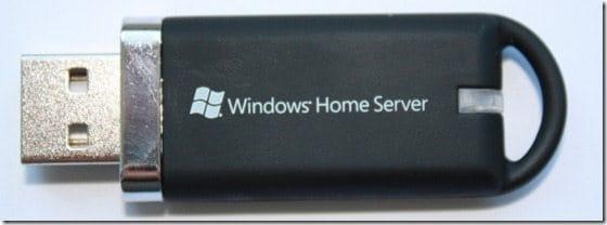 WHS USB Key
