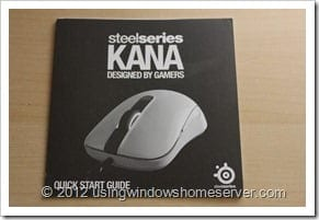 UWHS Review - SteelSeries Kana Mouse 004