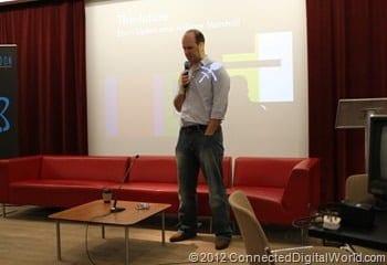 CDW at Sci Fi London Horizons 6th May 2012 161