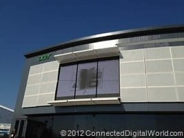 CDW - the Acer Interactive Pavillion at the Olympic Park - 4