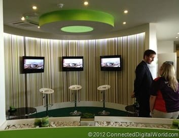 CDW - the Acer Interactive Pavillion at the Olympic Park - 5