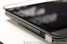 CDW - A closer look at the Toshiba Satellite U920t Convertible Ultrabook - 7