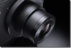 PowerShot S110 BLACK CREATIVE LENS FSR
