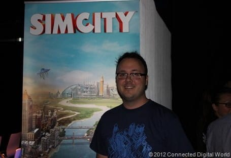 CDW interviews George Pigula about SimCity