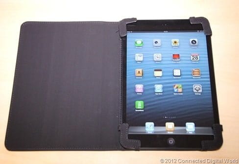 CDW Review of the Belkin Classic Cover for the iPad Min - 7