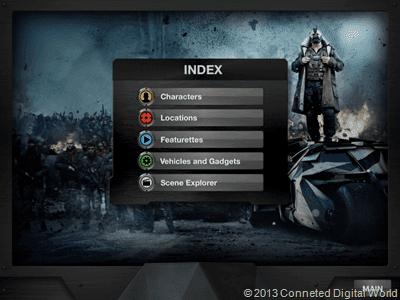 CDW The Dark Knight Rises FX HD - 11