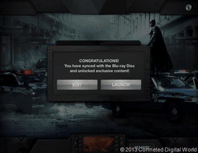 CDW The Dark Knight Rises FX HD - 5