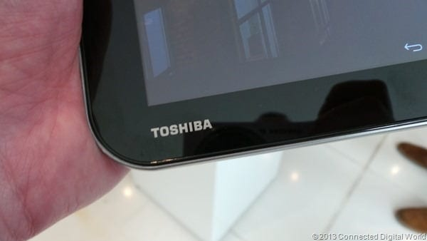 CDW - A closer look at the Toshiba Excite Pro Tablet - 14