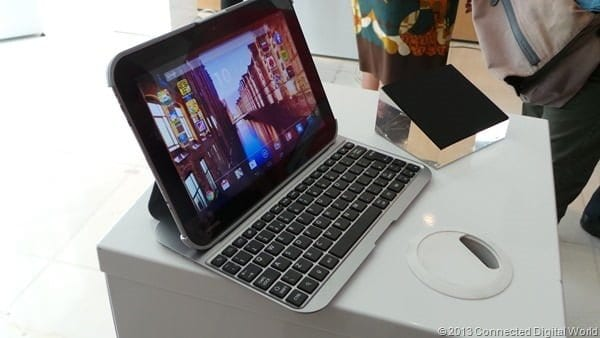 CDW - A closer look at the Toshiba Excite Pro Tablet - 1