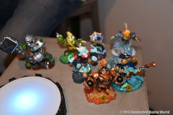 CDW Skylanders Swapforce at E3 2013 - 2