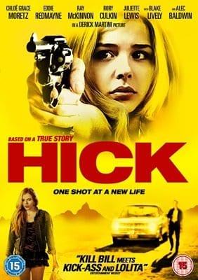 HICK DVD Sleeve