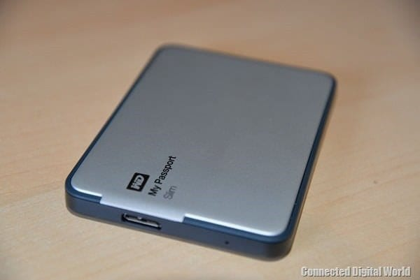 CDW Review WD My Passport Slim drive - 28