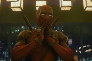 a still from Deadpool movie