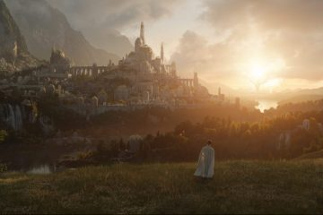 Amazon Released 'The Lord Of The Rings' TV Series First-Look Image & Gets Premiere Date of 2022