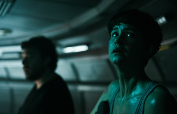 katherine waterston in ALIEN COVENANT