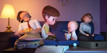THE BOSS BABY-