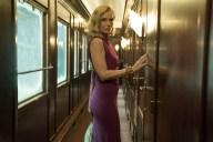 """Michelle Pfeiffer stars in Twentieth Century Fox's """"Murder on the Orient Express."""""""