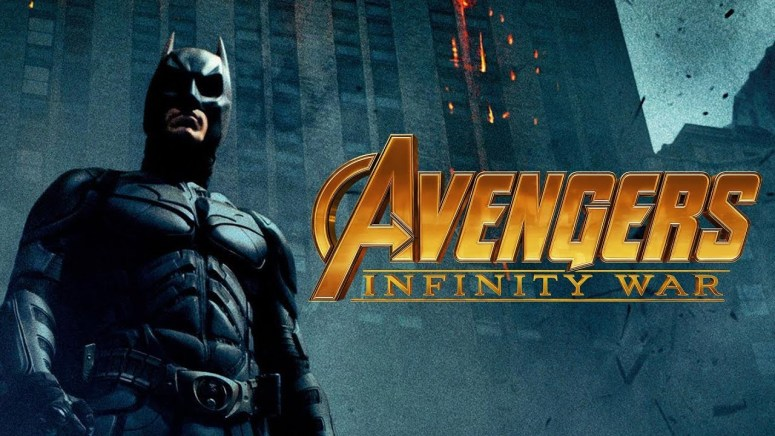 As great as the Avengers became, it still stands in the shadow of The Dark Knight