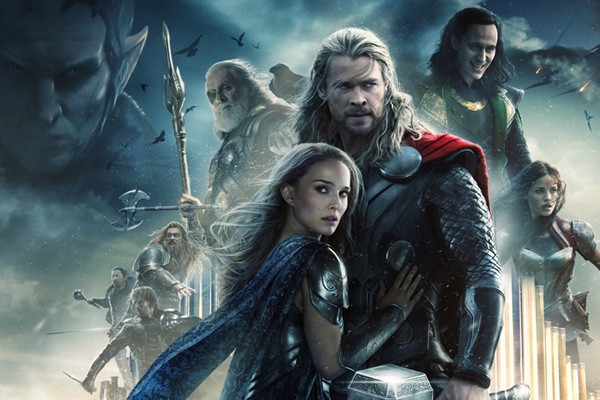 "In a 'Dark World,' From Thor's Mouth to Our Ears: ""Meh!"""