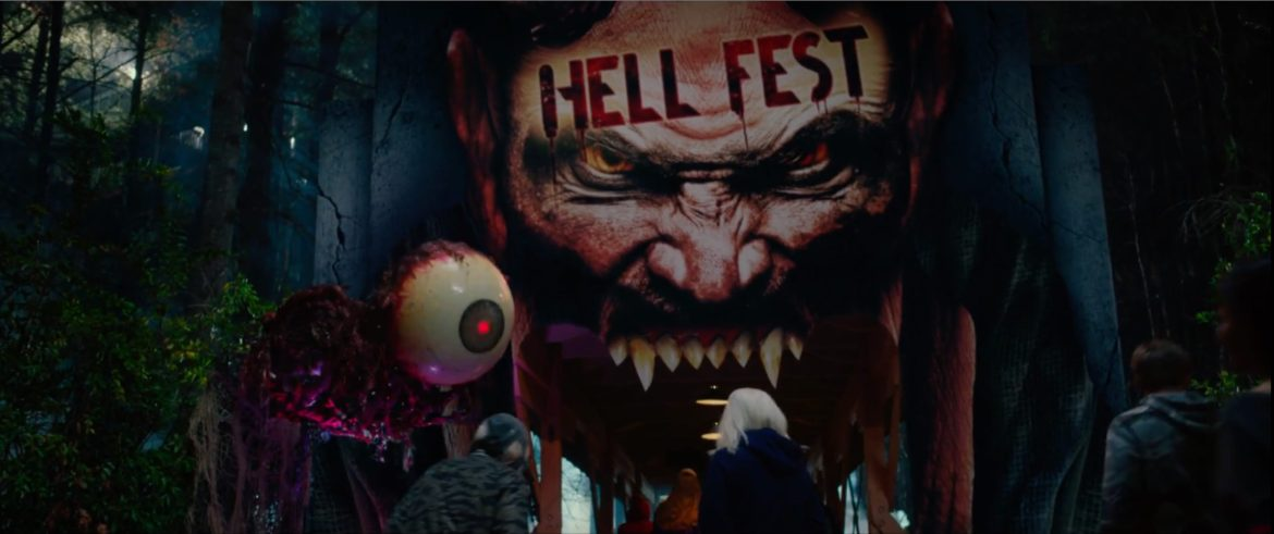 The DR Is In | Hell Fest (2018) Review