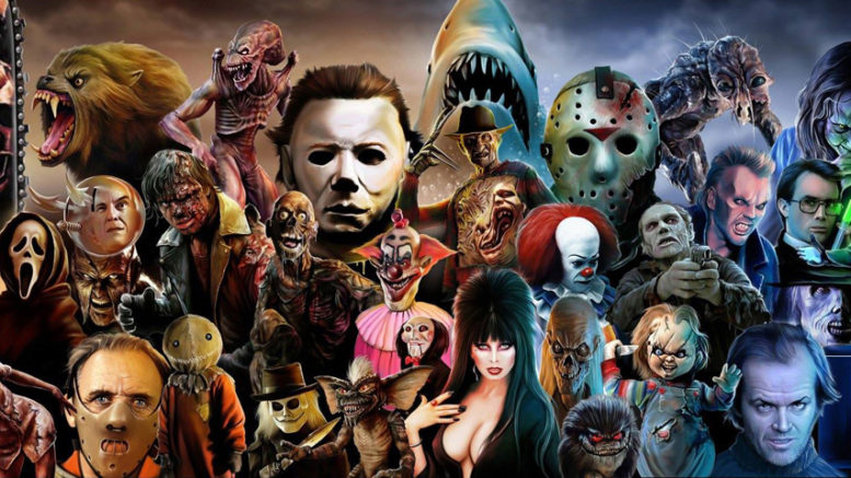A-List | The Top 10 Horror Villains of All Time