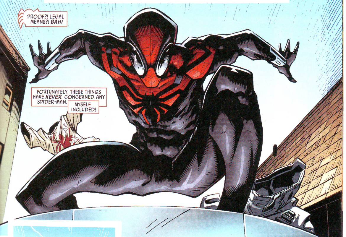 Spider-Man's New Look Gives an Old, Amazing Vibe