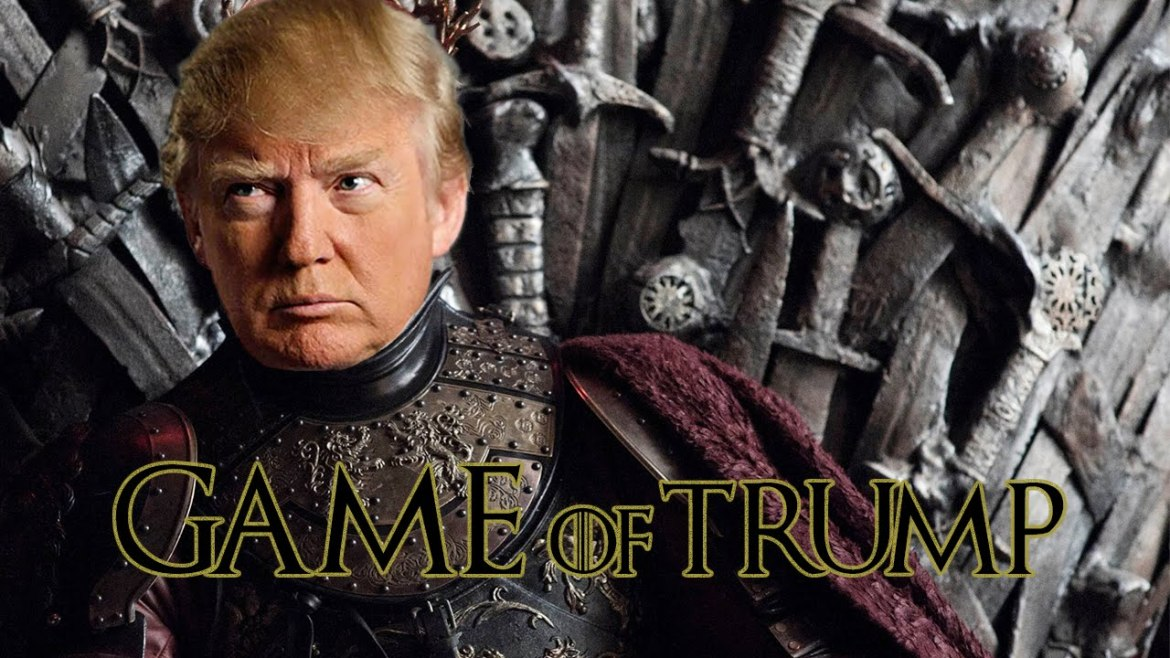 "HBO Calls Out Trump for ""Borrowed"" 'GoT' References"