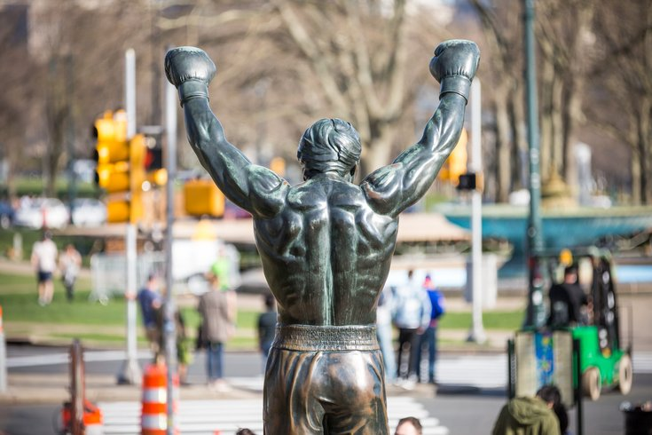 Sylvester Stallone Just Knocked Out 'Rocky'
