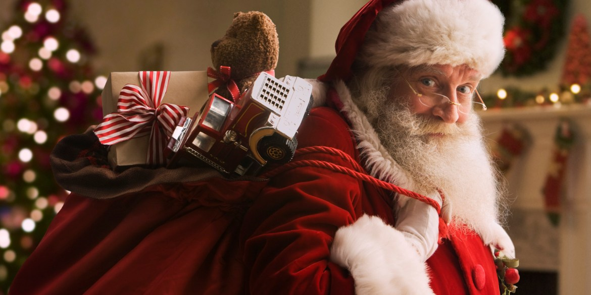 A-LIST | Who Are the Top Movie Santas of All Time?