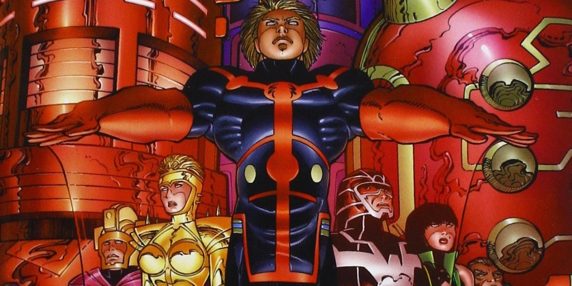 'The Eternals' Need to Search Past the Present for the Future