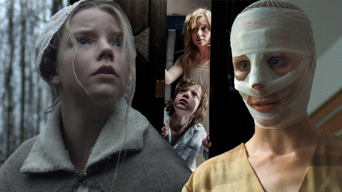 A-List | Top 10 Horror Movies This Decade