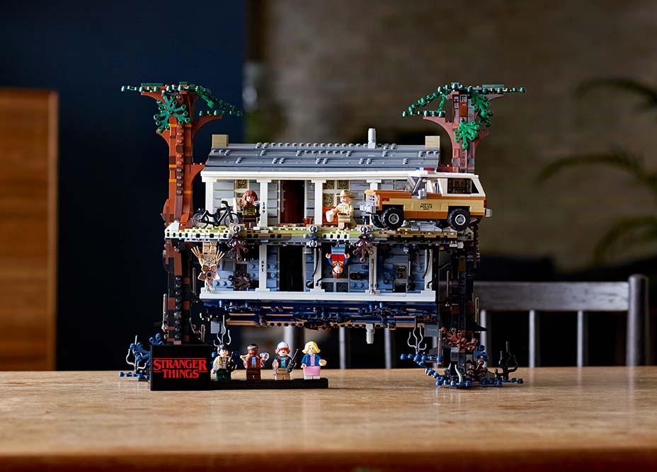 Netflix and Lego Turns Marketing World Upside Down With 'Stranger Things'
