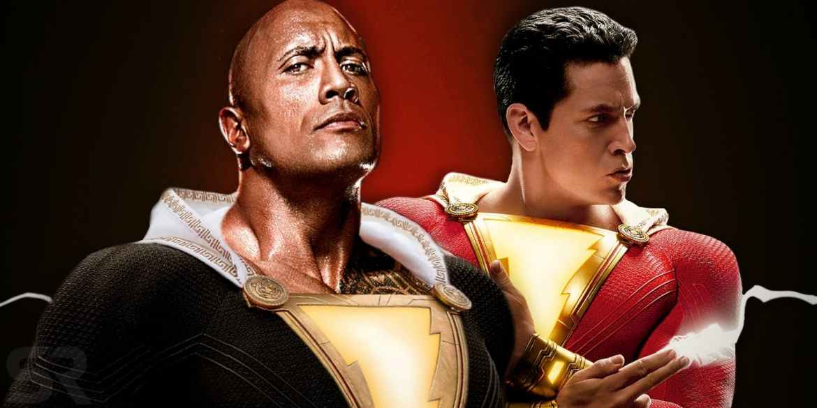 "Zachary Levi: ""Black Adam Won't Crossover Until 'Shazam 3′"""