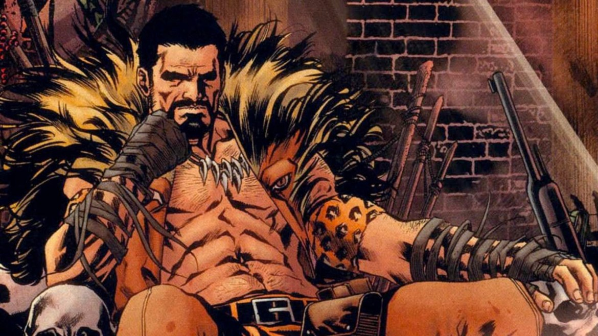 The Fancasting Room | 5 Actors to Play Kraven the Hunter