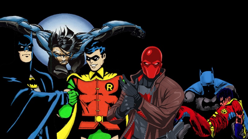 The Fancasting Room | The Robins of DC