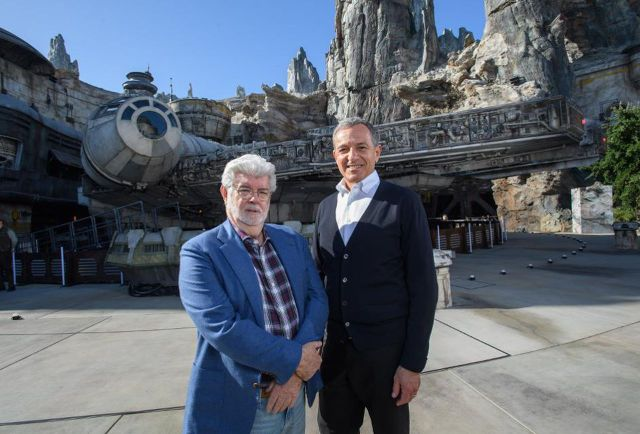 lucas iger galaxy edge