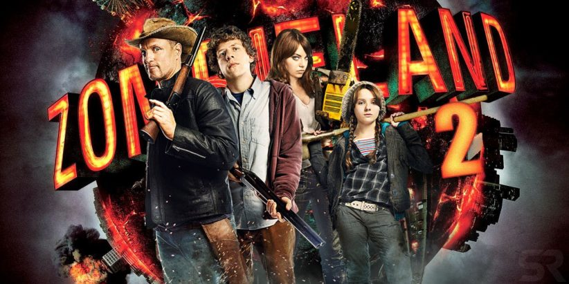 'Zombieland 2: Double Tap' Looks Like a Promising sequel under the radar