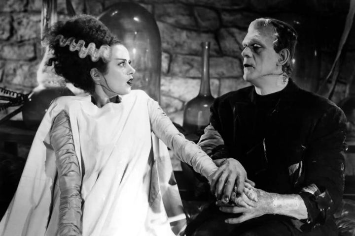 The First Great Sequel: 'Bride of Frankenstein'