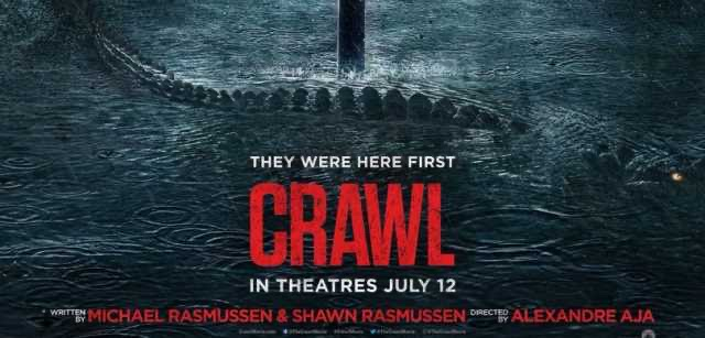The Unders | 'Crawl' Should Have Slithered to a Better Box Office Draw
