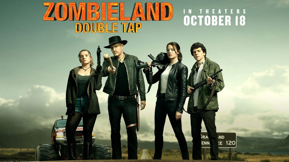 Review | 'Zombieland: Double Tap' Still Has Bite