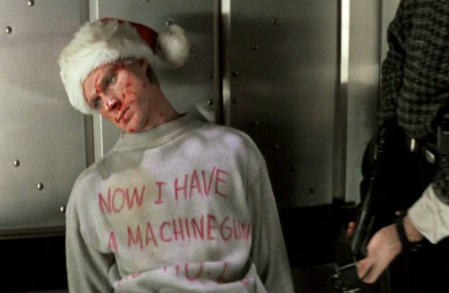No matter what time of the year you see Die Hard, it is one of the best action films ever. Now, is it a Christmas movie?
