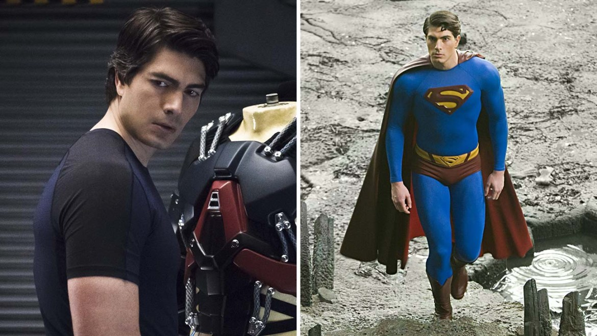 EXCLUSIVE: Brandon Routh Discusses 'Crisis on Infinite Earths' with MoviesMatrix