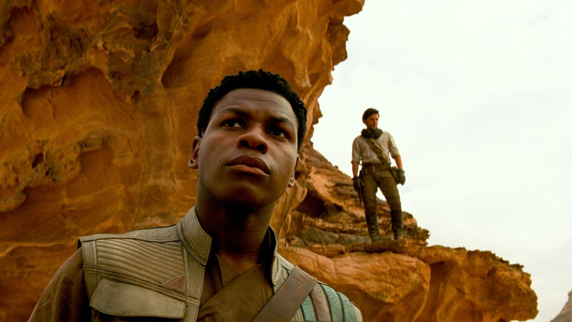 Heroes of the Sequel Trilogy | Finn