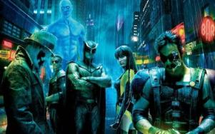 watchmen movie characters