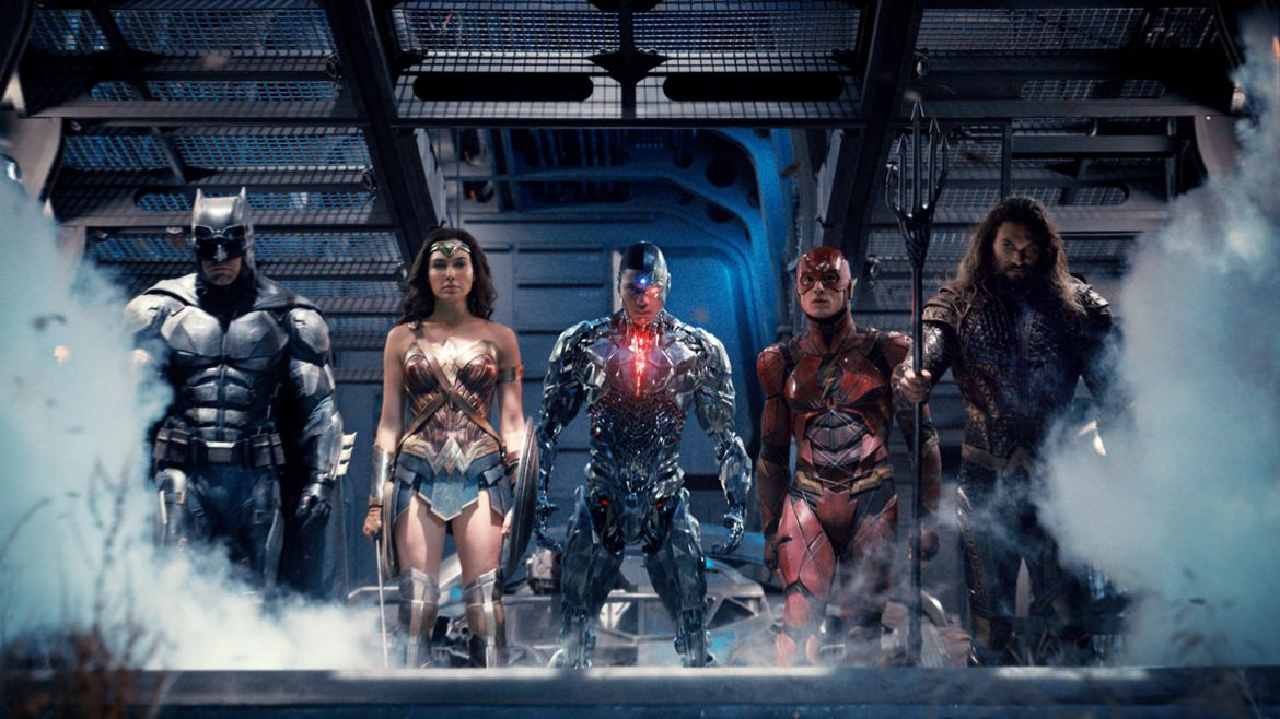 Extreme Makeover | 'Justice League' Edition