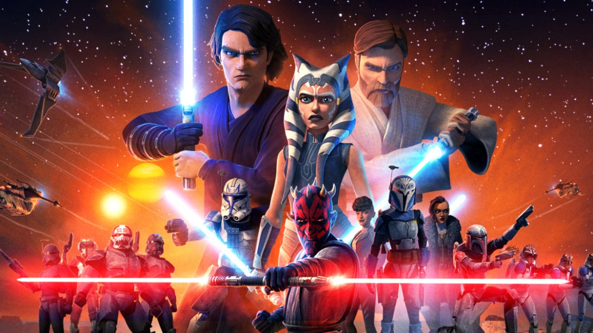 Review | Star Wars: The Clone Wars ('The Siege of Mandalore')